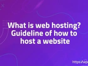 What is web hosting? Guideline of how to host a website