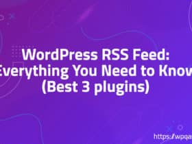WordPress RSS Feed: Everything You Need to Know (Best 3 plugins)